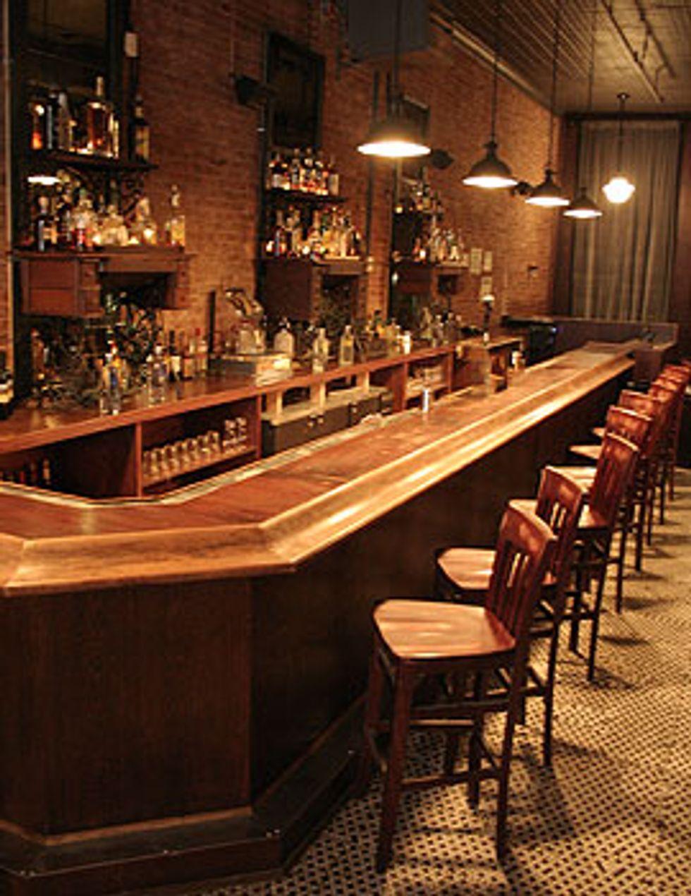 Bar of the Week: Ward III
