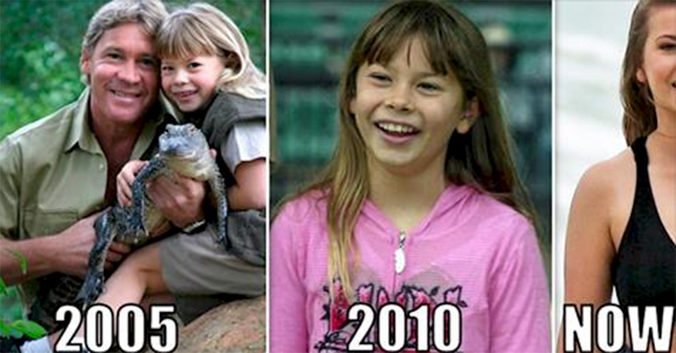 Bindi Irwin, the Crocodile Hunter's Daughter, Is All Grown up and She's Drop-Dead Gorgeous