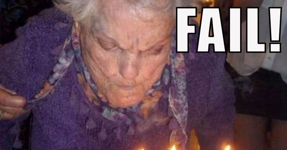 You HAVE to See These 30 Hilarious Birthday Fails
