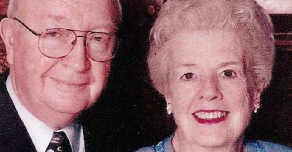Wife of 60 Years Dies and Leaves THIS Surprise In Her Husband's Checkbook