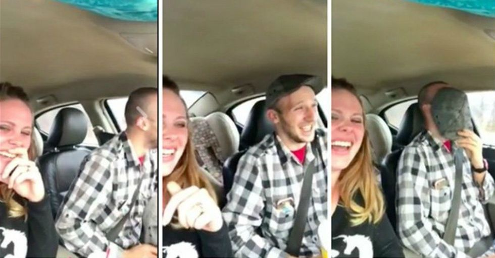 This Couple Just Left Their OBGYN In Tears...and It's HILARIOUS