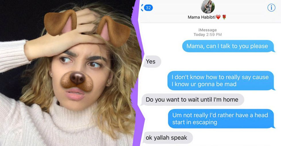 Teenager Plays Hilarious Prank On Her Muslim Mom, But It Backfires TERRIBLY