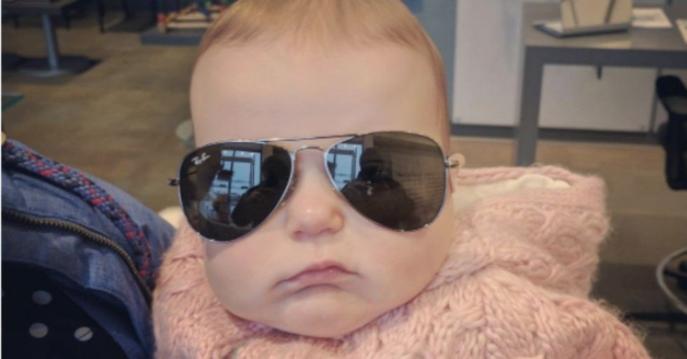 Who You Callin' BABY? These 35 Tots Are So Totally Boss