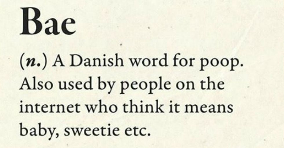 This Hilarious Instagram Account Is What Would Happen If Dictionaries Were Honest