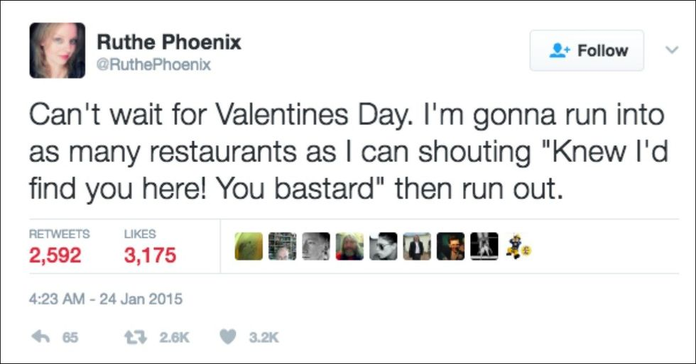Hilariously Honest Tweets That Perfectly Sum Up Valentine's Day