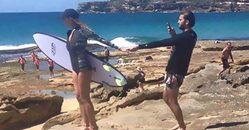 Hilarious 'Boyfriends of Instagram' Shows the Men Behind Girls' Perfect Photos
