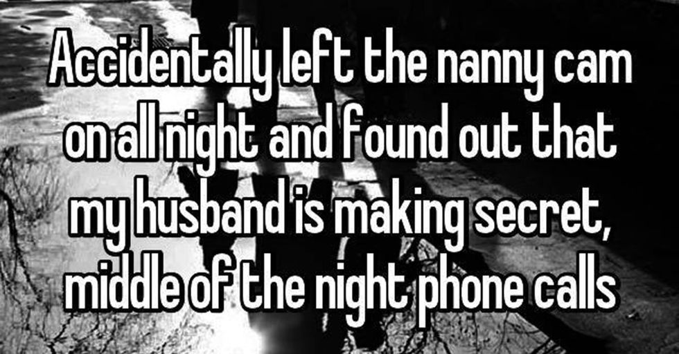 Parents Confess the Absolute Craziest Stuff They've Seen On Their Nanny Cams