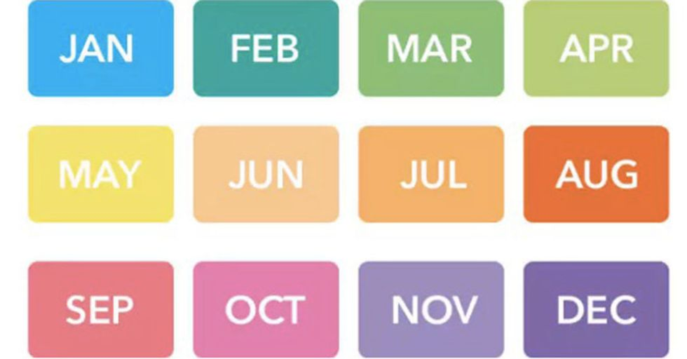 Your Birth Month Can Tell You More About Your Personality Traits Than You've Ever Known