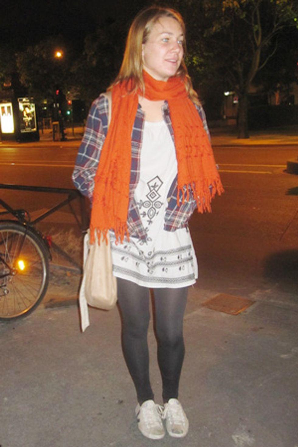 Cornered Style, Paris Edition: Claire Torchiana