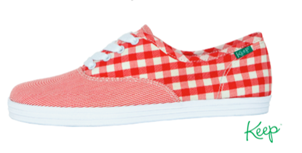 Target.com to Sell These Cute Keep Company Sneaks