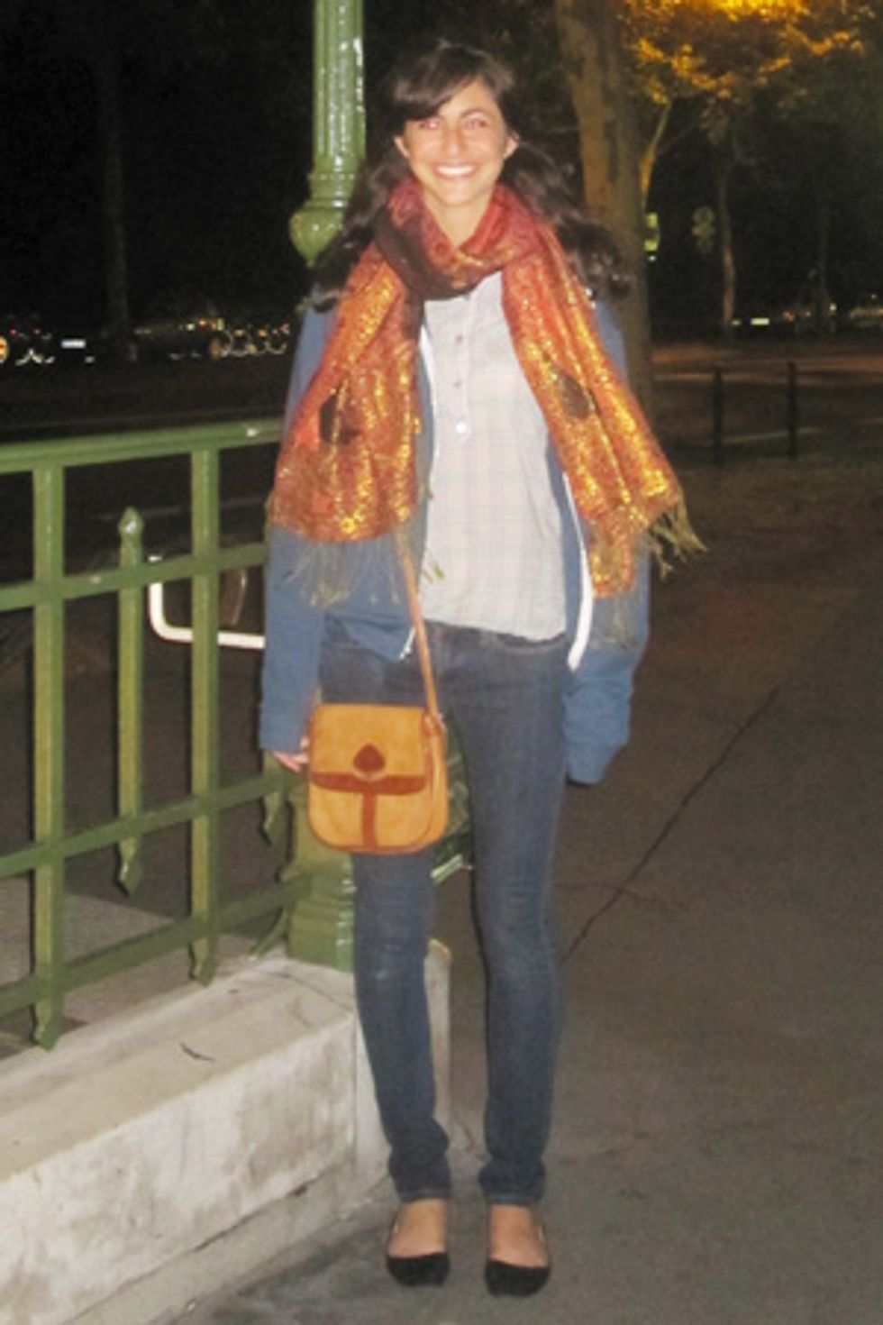 Cornered Style, Paris Edition: Delphine Halpern