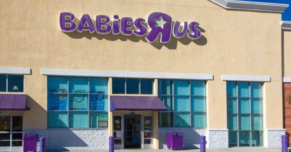 Mourning Mother Is Humiliated While Making Returns at Babies 'R' Us
