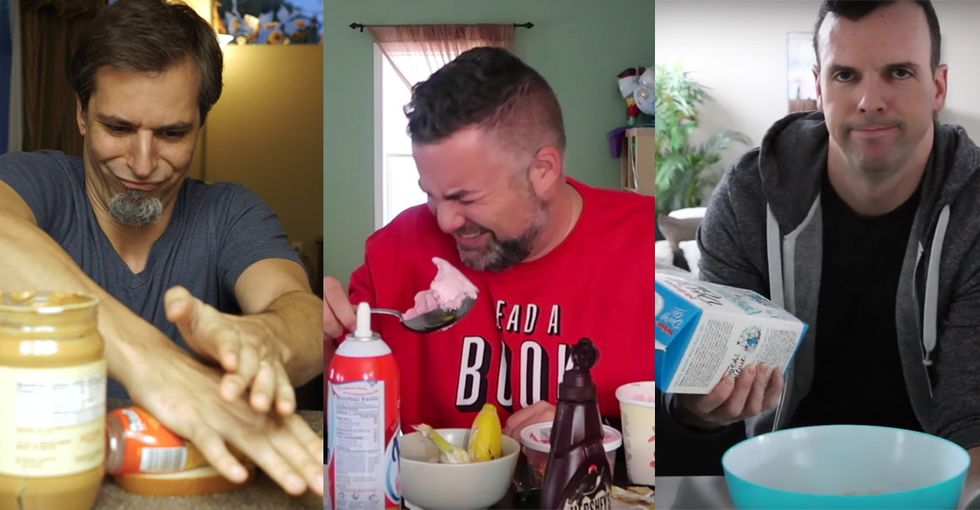 Parents Are Taking the 'Exact Instructions Challenge' and It's Hilariously Harder Than It Sounds