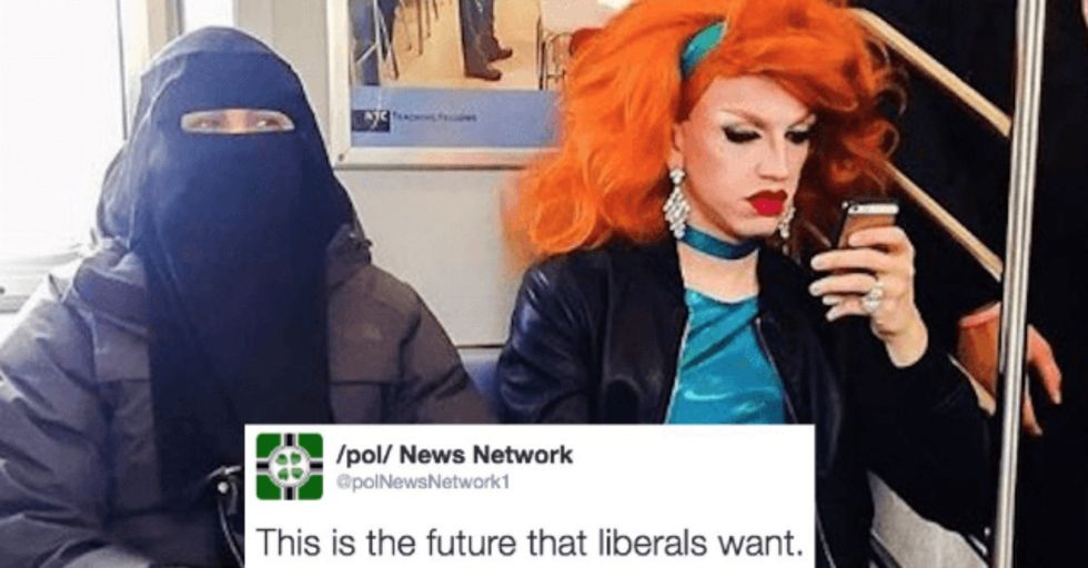 The Internet Went Crazy On This Tweet About 'The Future Liberals Want'