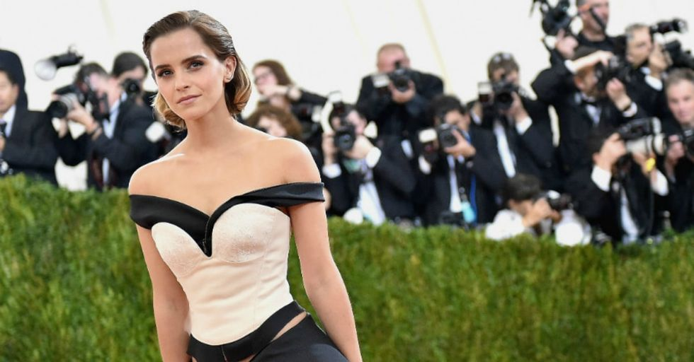 This Is the Reason Emma Watson Doesn't Take Pictures With Fans