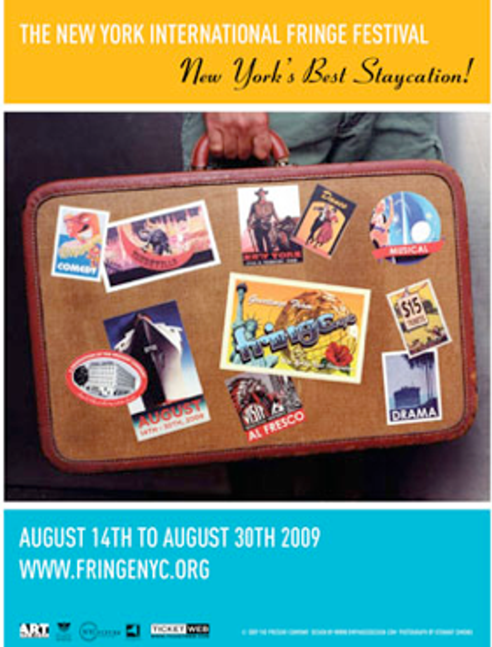 This Month in Theater: August 2009