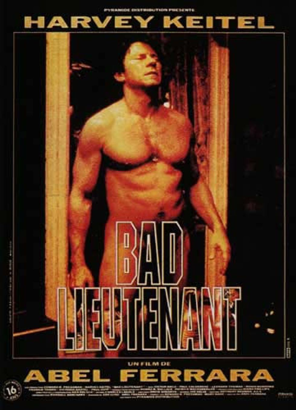Harvey Keitel Is The Only Bad Lieutenant!