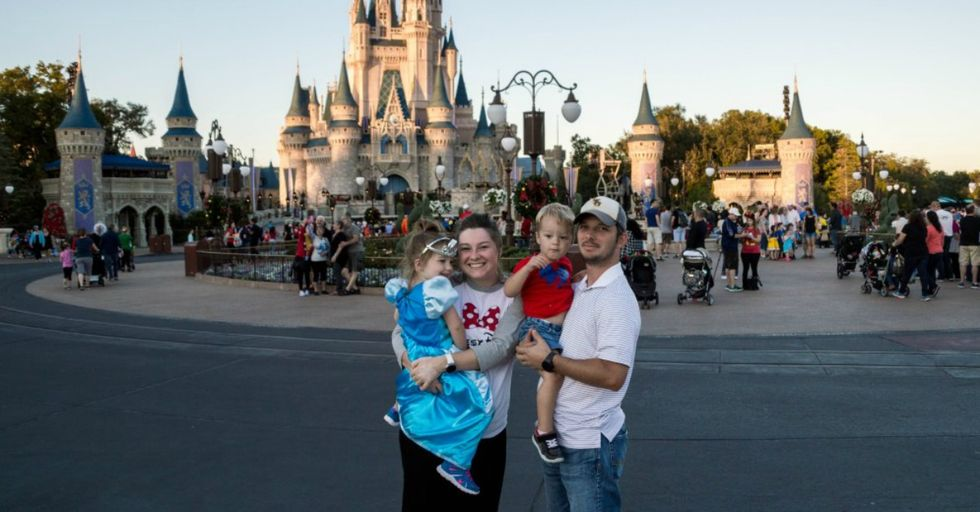 The Internet LIT UP After This Mom Cancelled a Disney Trip For This Reason
