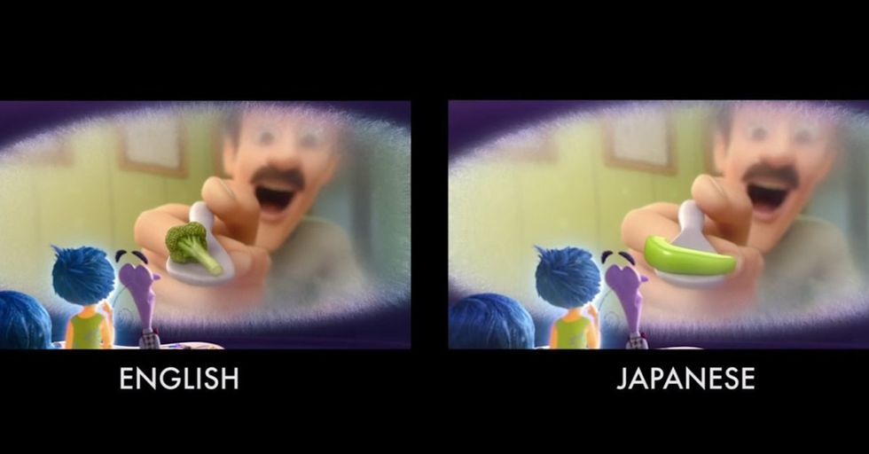 These Eye-Opening Pics Show How Pixar Changes Its Movies For International Audiences