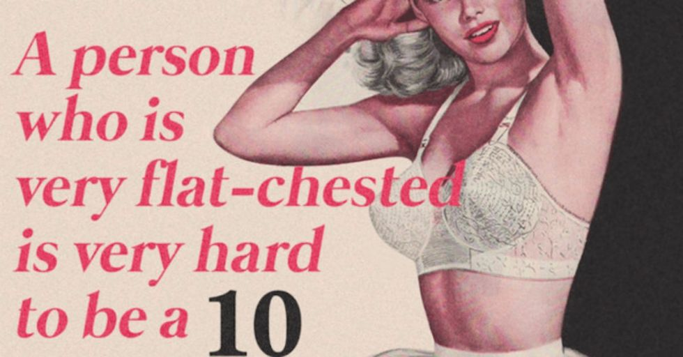 Artist Puts Trump's Sexist Quotes Onto Vintage Ads and It Works All Too Well