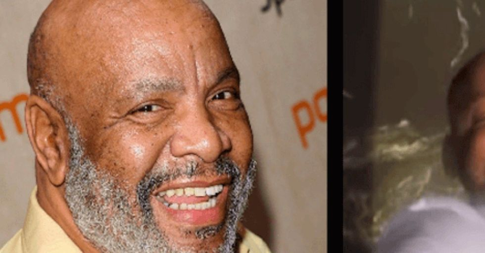 Photo of Will Smith Looking Like Uncle Phil Has the Internet Freaking Out
