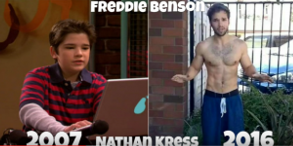 Bodybuilding nathan kress Actor Archives