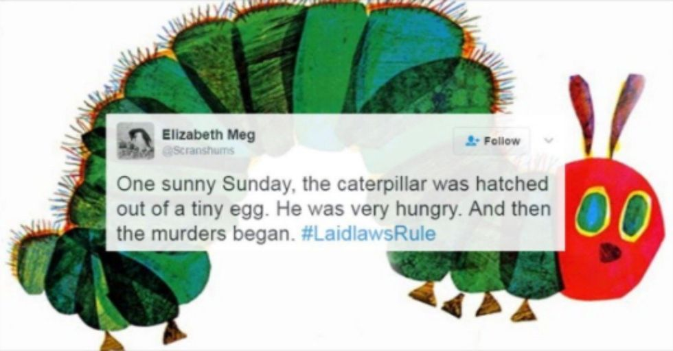 People Are Adding 'And Then the Murders Began' To Famous Book Openings, and It's HILARIOUS