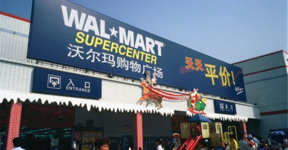 Here Are 26 Very Strange Things You'll Find at a Chinese Walmart