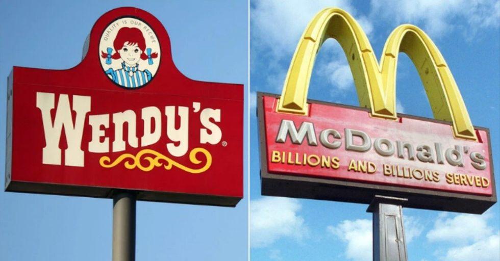 Wendy's Starts Beef With McDonald's In Savage Series of Tweets