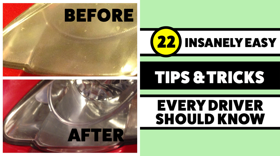 22 Insanely Easy Tips and Tricks Every Driver Should Know