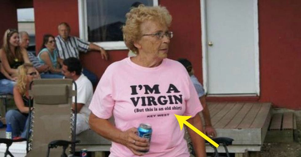 30 Pictures That Prove You're Never Too Old To Be Awesome