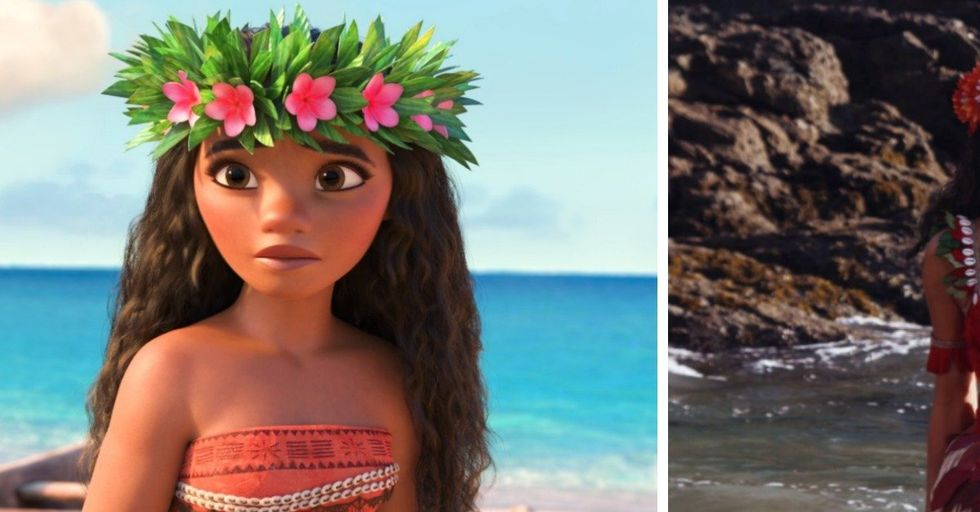 People Are Losing It Over This 'Real Life' Moana Cosplay