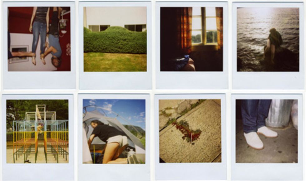 A Plethora of Polaroids in Hollywood
