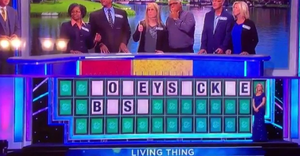 The Worst 'Wheel of Fortune' Guesses of all Time