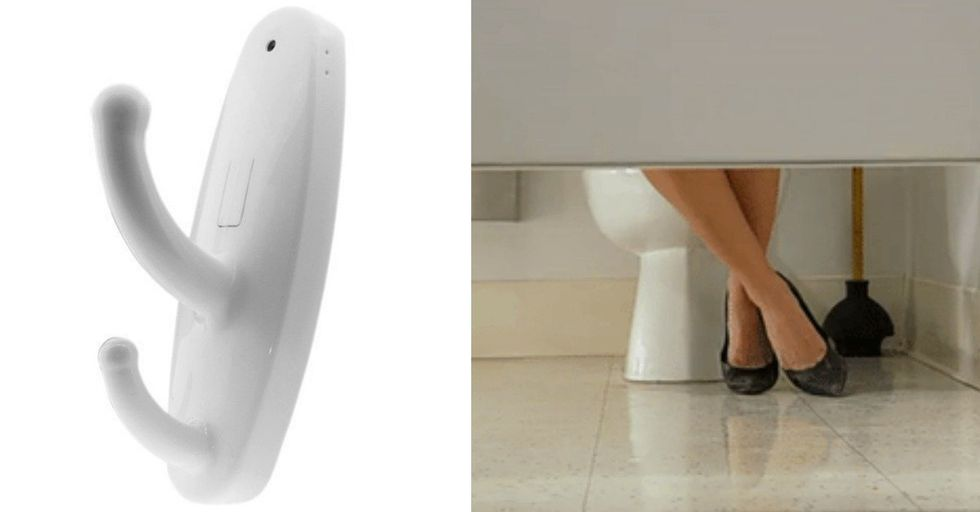 If You See This In a Public Bathroom or Hotel, LEAVE Immediately and Call 911