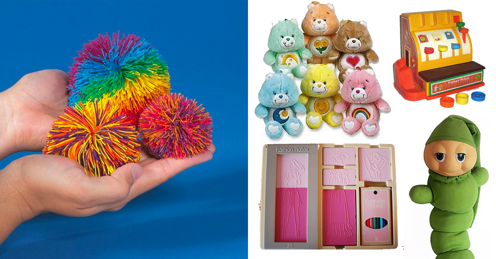 26 AWESOME Childhood Toys You Wish That You Still Had (And Can Still Buy)