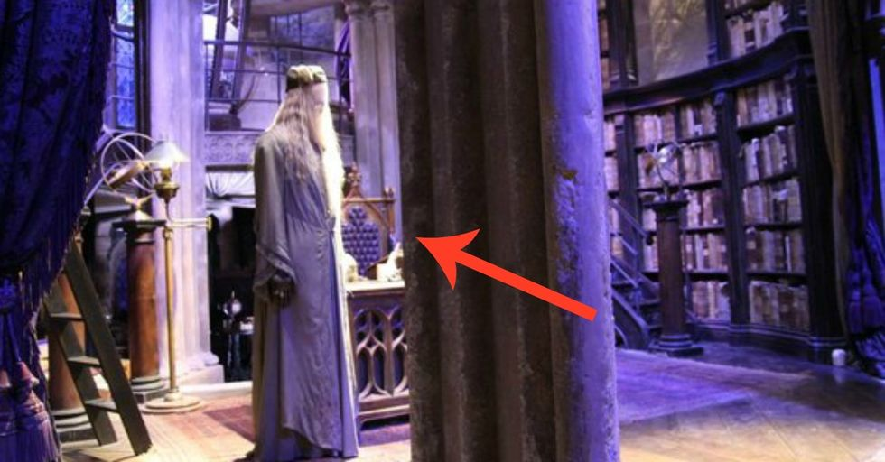 Incredible Things You Never Knew About How the 'Harry Potter' Movies Were Made