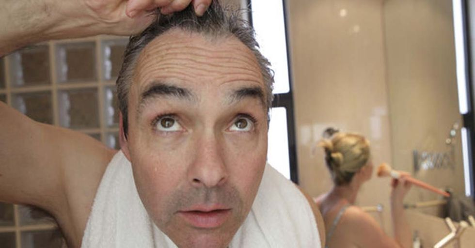 Grey Hair Says a Lot More About Your Health Than You Ever Realized