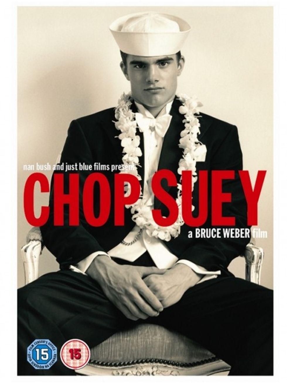 Bruce Weber Invades the Sundance Channel
