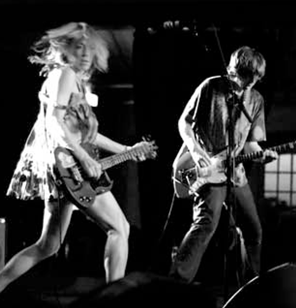 Eight Items or Less: Antony goes Crazy in Love, Sonic Youth gets Gossip-y