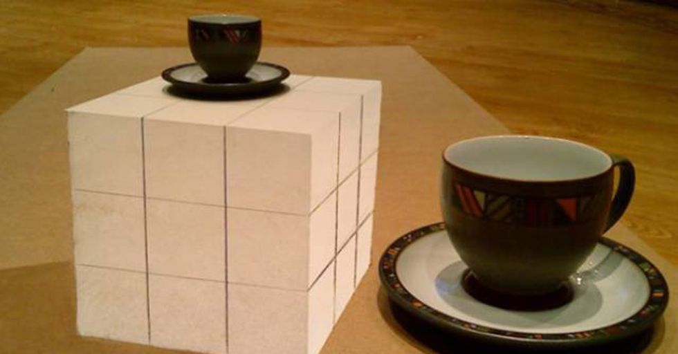11 Simple Optical Illusions That Will Blow Your Mind