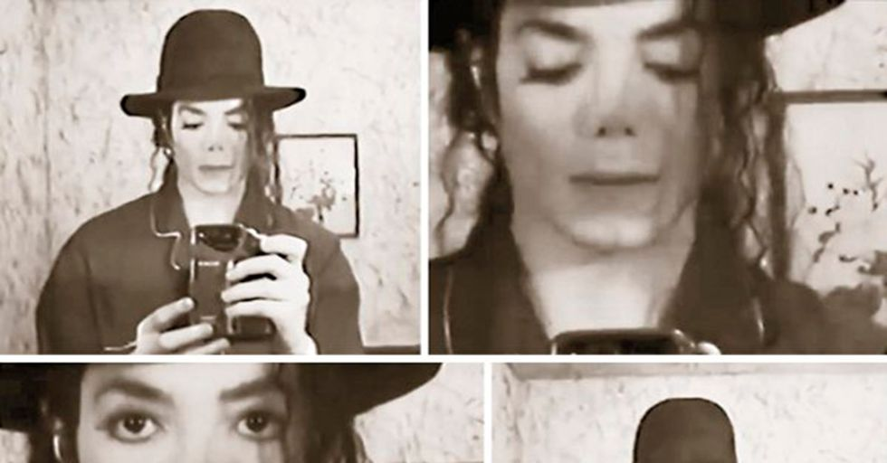 Check Out These 25 Amazing Celebrity Selfies...Taken Before Smartphones Existed
