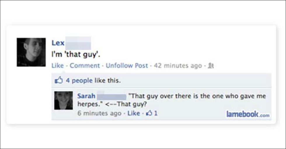 These People TOTALLY Got Burned By Their Ex on Facebook