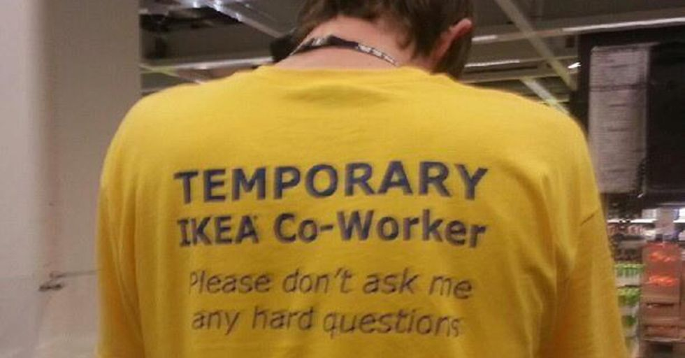 These 15 Pics Prove Ikea Is a One-Stop-Shop for Comedy as Well as Furniture