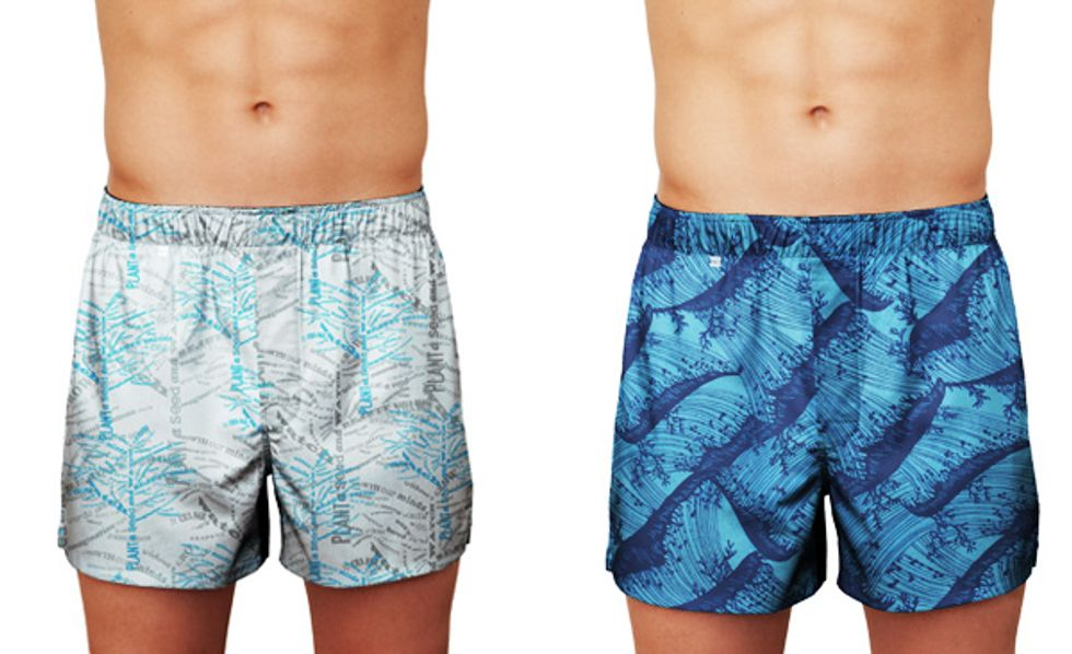 Fashionably Conscious: Change Starts with Your Underwear