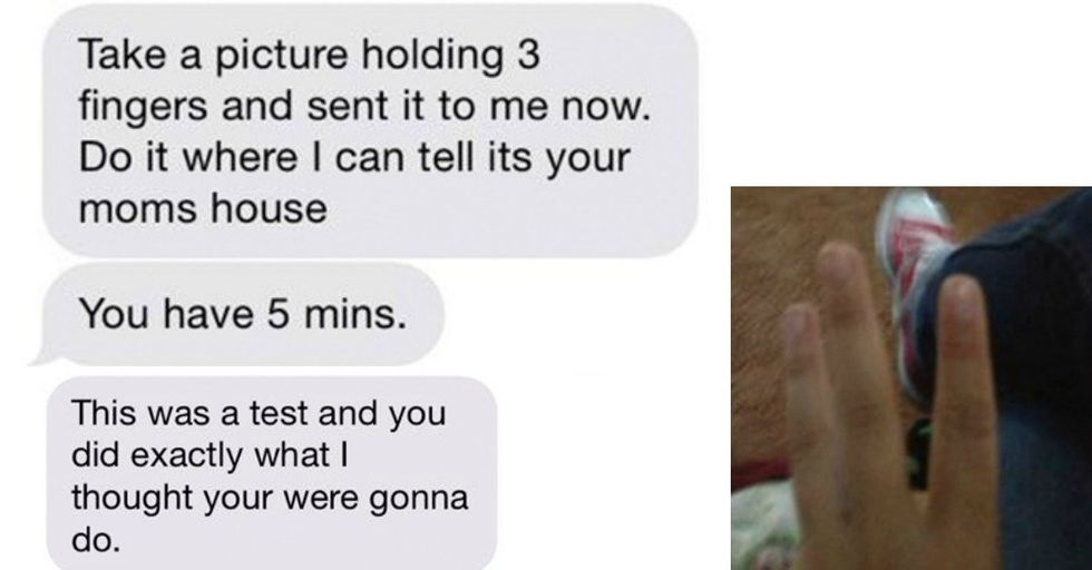 A Woman is Sharing the Terrifying Texts Her Psycho Ex-Husband Sent Her