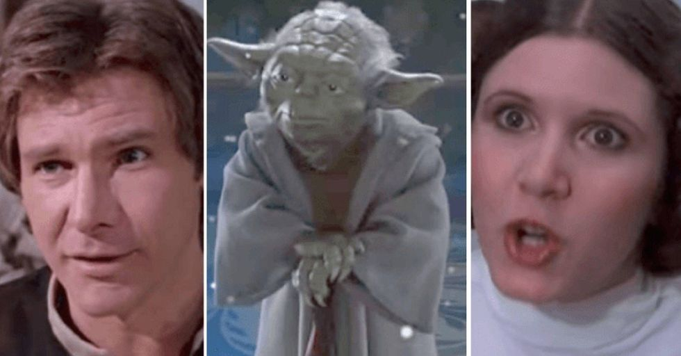 May the Fourth Be With You and This Hilarious 'Star Wars' 'All Star' Lip Dub