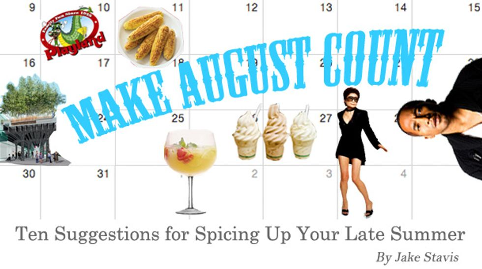 Make August Count
