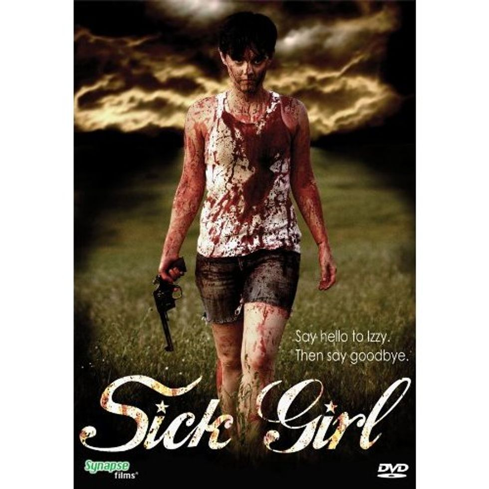 Sick Girl On DVD!