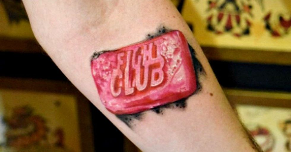 These 40 Epic Tattoos Inspired By Movies Are Pure Artistic GENIUS